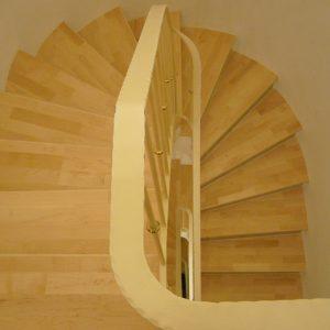 Treppe canadischer Ahorn
